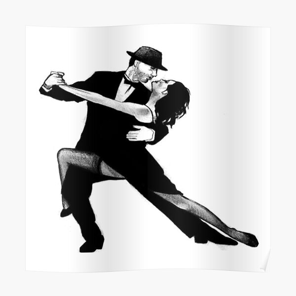 Estilo Tango Poster
