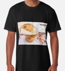 Pita Dough Rising Long T-Shirt