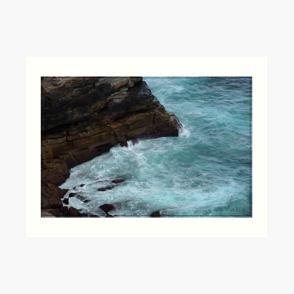 South Head Sydney Art Print