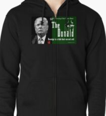 The Donald Zipped Hoodie