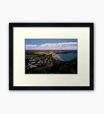 Paradise for home Framed Print