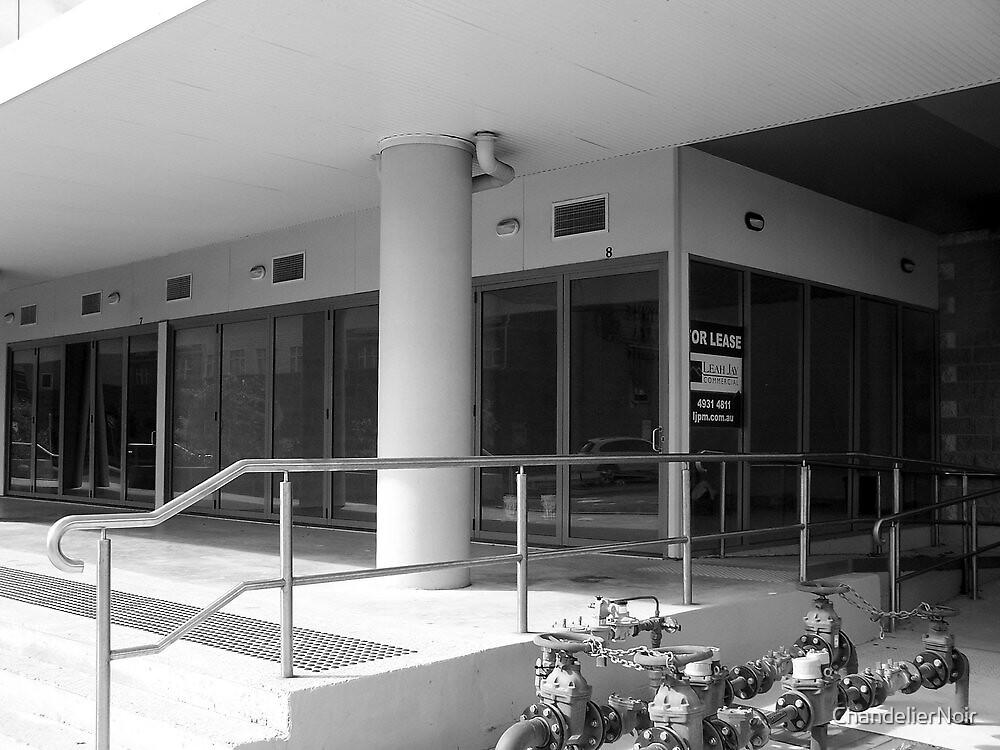 Gallery in Waiting 1 by ChandelierNoir