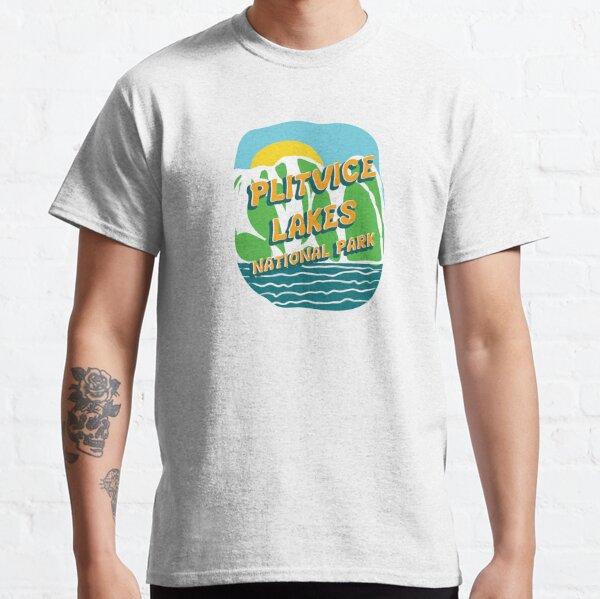 Plitvice Lakes National Park Tee Classic T-Shirt