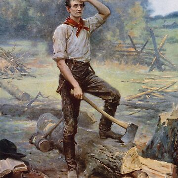 Abraham Lincoln - Der Schienensplitter von warishellstore
