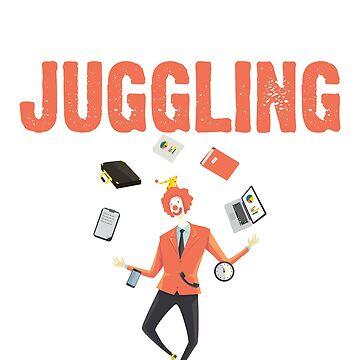 Juggling by TrendJunky