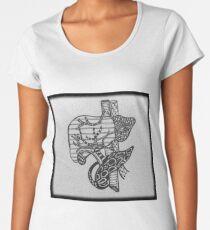 645933fa Zentangle GI anatomy Women's Premium T-Shirt