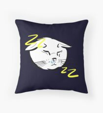 Cojín Gato durmiendo