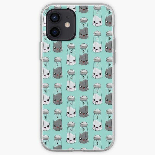 Kawaii Salt & Pepper iPhone Soft Case