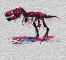 Drip Dry T-Rex