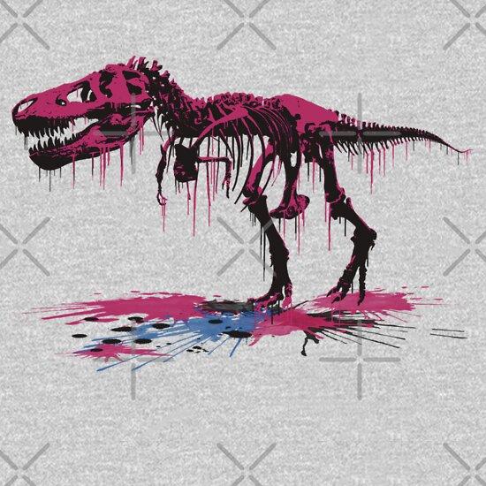 TShirtGifter presents: Drip Dry T-Rex