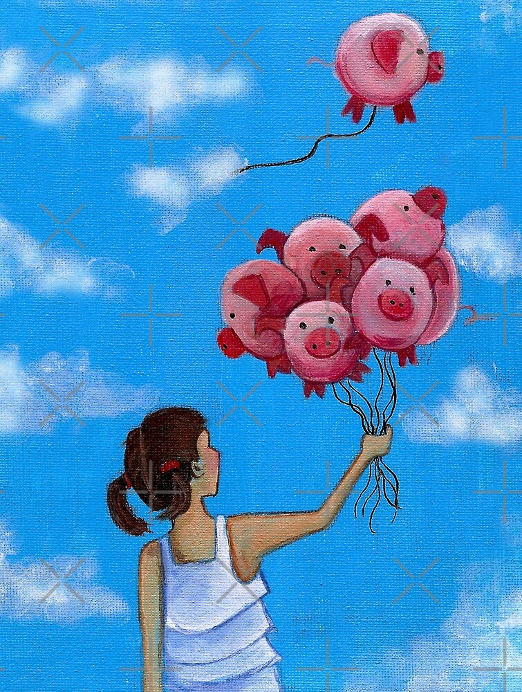 When Pigs Fly by Traci Maturo