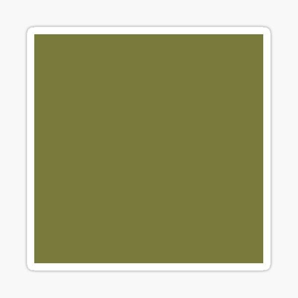 PANTONE 17-0530 TCX Guacamole Sticker
