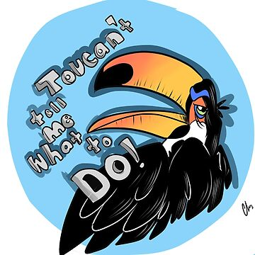 toucan't by cheshiebear