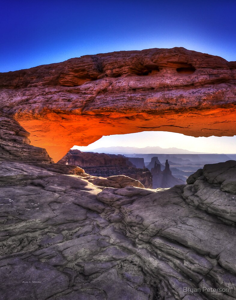 Mesa Arch by Bryan Peterson