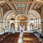 An old Irish Parish in Cleveland. by ROBERT NIEDERRITER