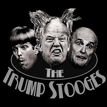 The Trump Stooges by bestofbad