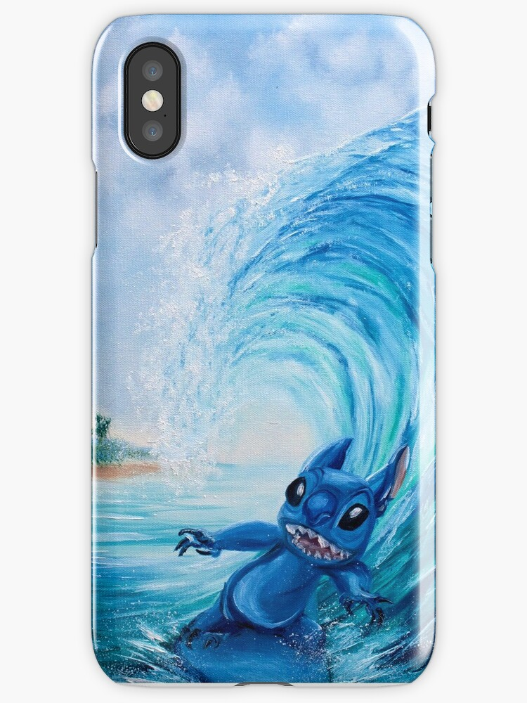 Surfing Stitch by Sethlarson
