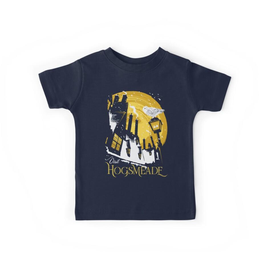 «Visita Hogsmeade (amarillo)» de DJKopet