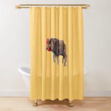 Chikalo - Buffalo Chiken Meme  Shower Curtain