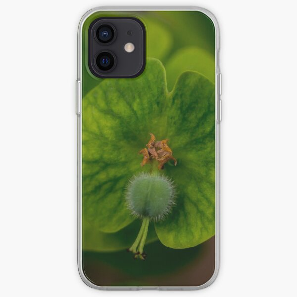 FLOWERS, NATURE'S Fashion Models iPhone Soft Case