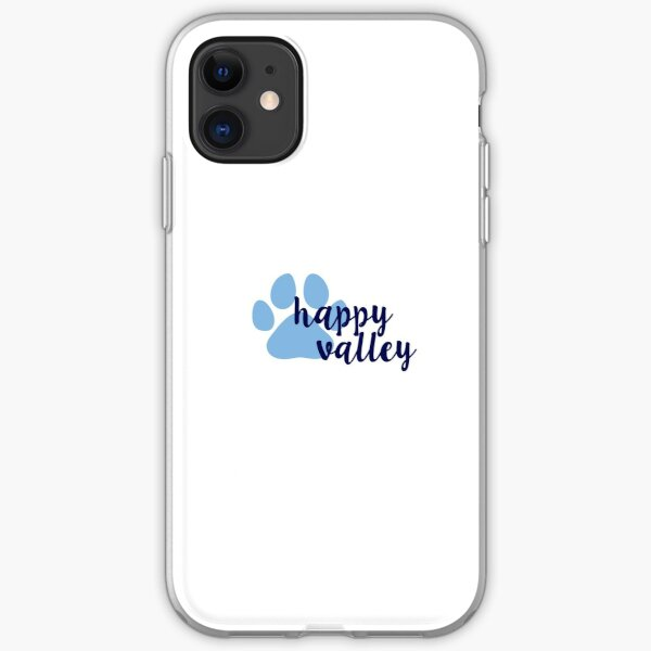 Penn State University Happy Valley  iPhone Soft Case