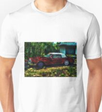 Red Jello Car T-Shirt