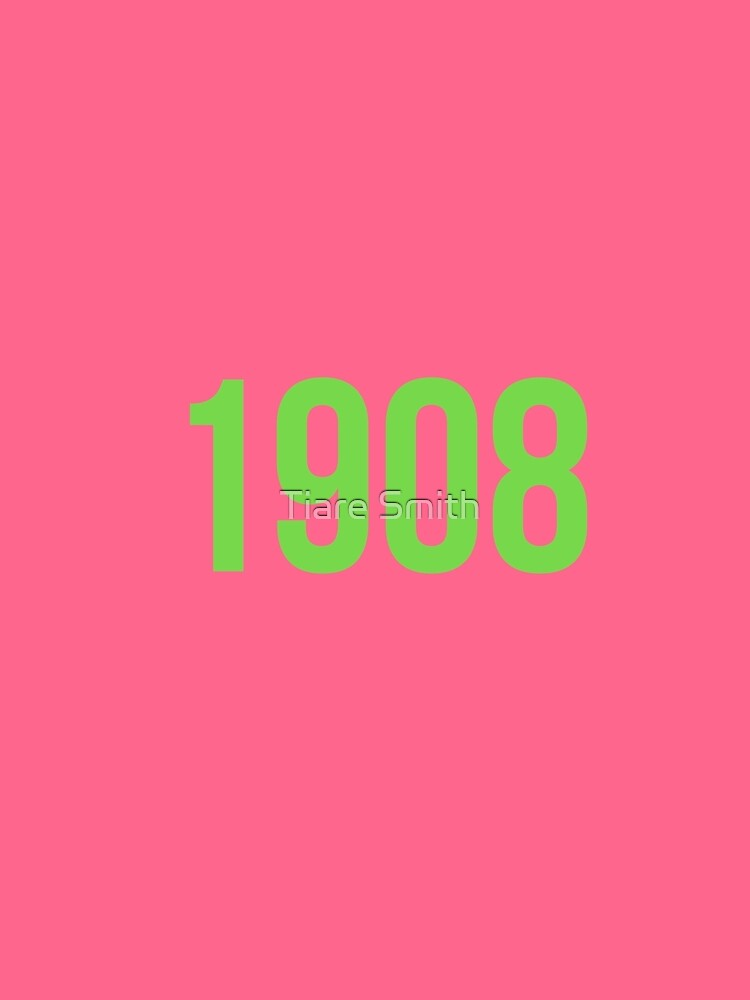 1908 Pink and Green by classygirl