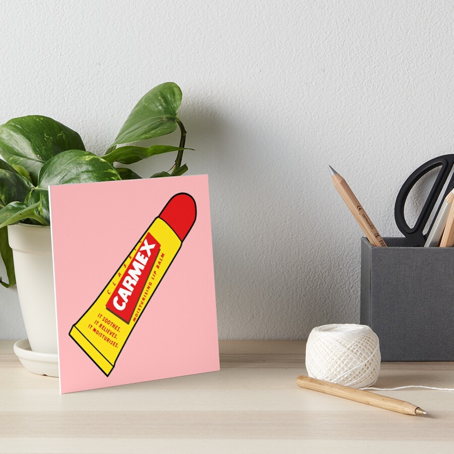 Lippenbalsam Galeriedruck