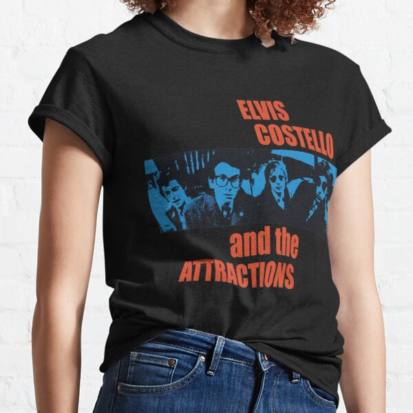 Elvis Costello and the Attractions Classic T-Shirt