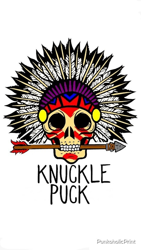Knuckle Puck by PunkoholicPrint