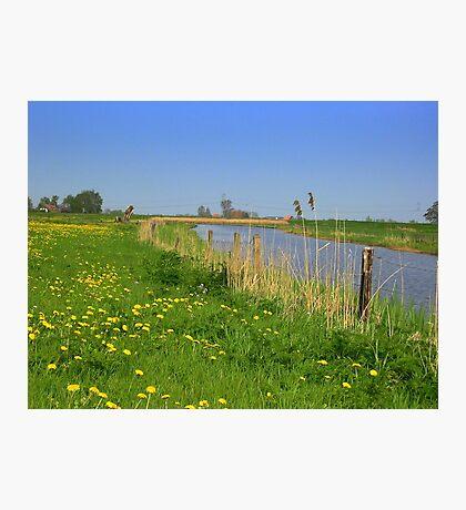 River *De Linde* Photographic Print