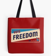 VOTE FREEDOM 2020 - Keep America Great Tote Bag