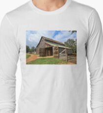 The Horse Is Out Of The Barn Long Sleeve T-Shirt