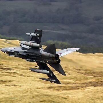 RAF Tornado by skanner30