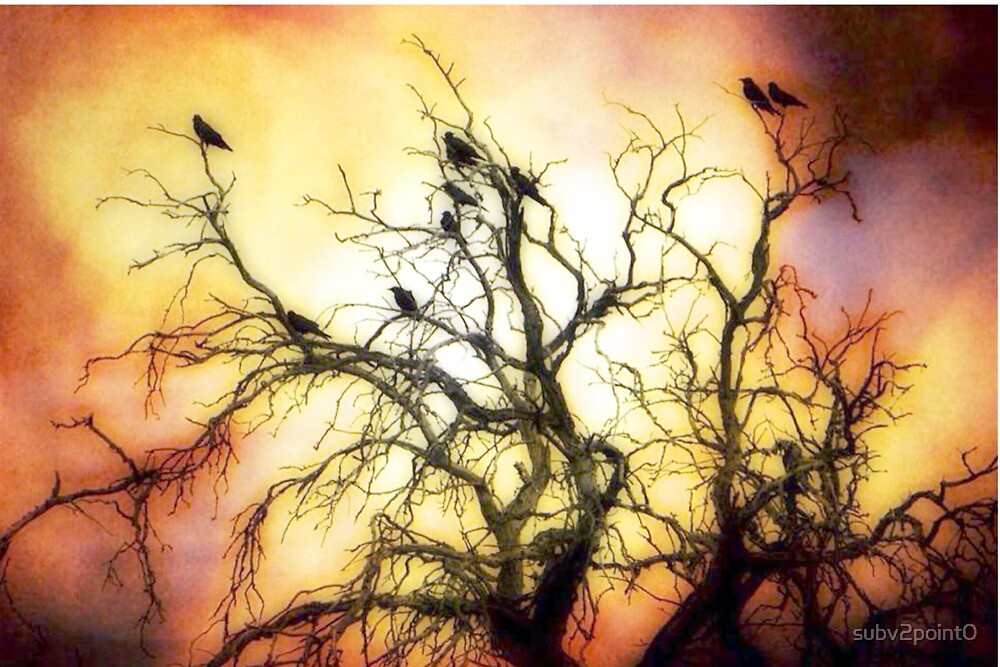 A Murder of Crows by subv2point0