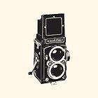 Camera: Rolleiflex by Djidiouf