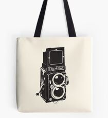 Camera: Rolleiflex Tote Bag