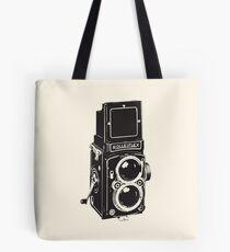 Camera: Rolleiflex Tote Bag