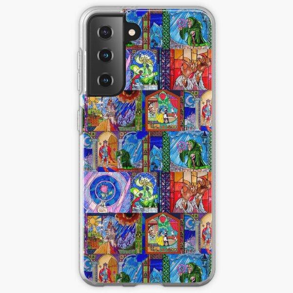 Coques sur le thème La Belle Et La B%C3%AAte pour Samsung Galaxy ...
