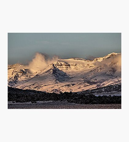 Hole in the Wall Mountain Photographic Print