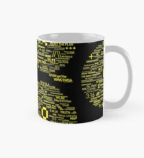 Qanon - Great Awakening - QResearch - OFFICIAL Cryptograph V2 Classic Mug
