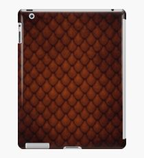 Dragon Scales - Red iPad Case/Skin