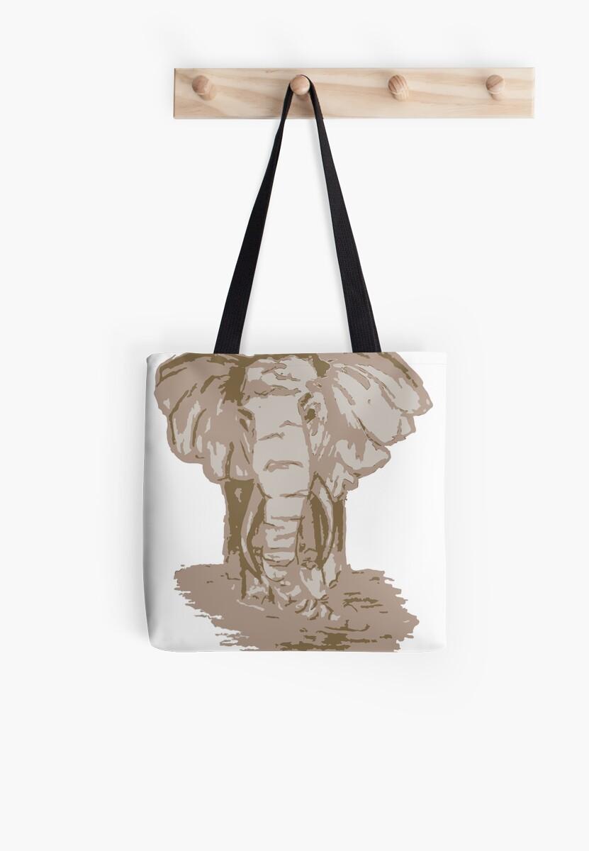 sepia elephant-FULL by easonb