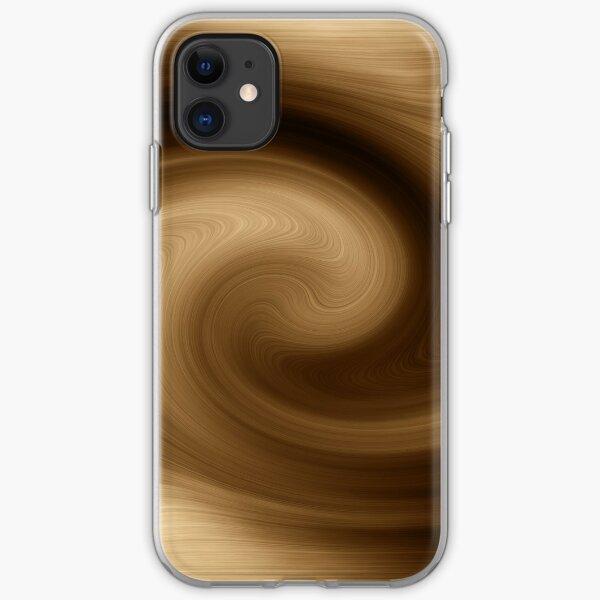 Gold iPhone Soft Case