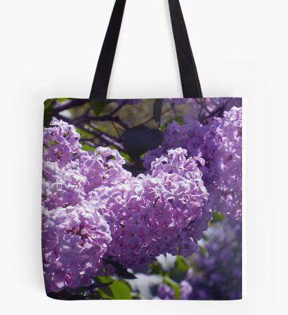 I love my lilacs Tote Bag