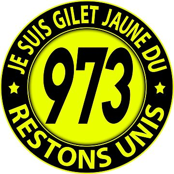 I'm Yellow Vest From 973 by extracom