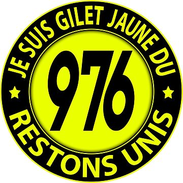 I'm Yellow Vest 976 by extracom