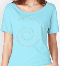 Love Spiral Women's Relaxed Fit T-Shirt