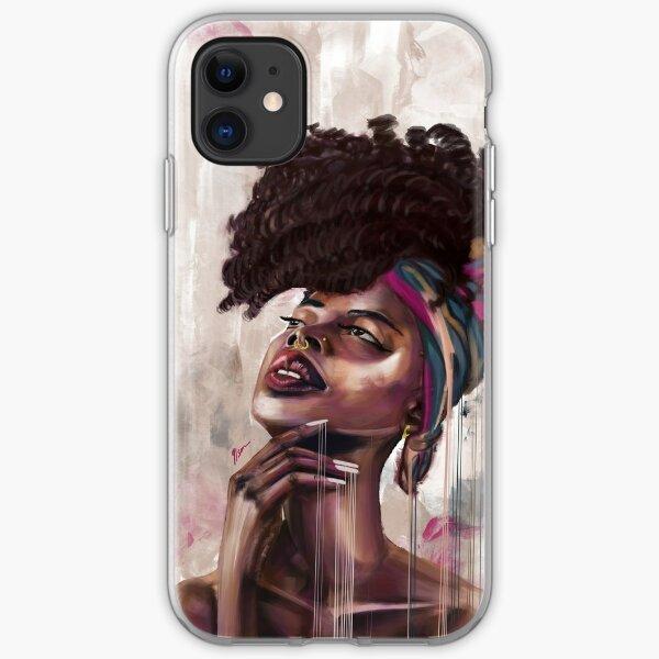 Melanin  iPhone Soft Case