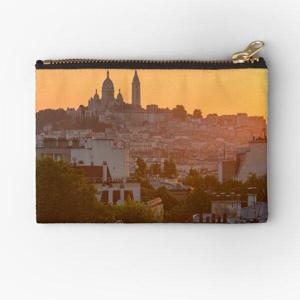 Montmartre, Paris Zipper Pouch